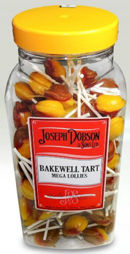 R97 DOBSONS DOBSONS BAKEWELL TART LOLLY